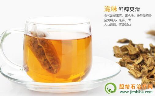 牛蒡茶减肥效果好吗