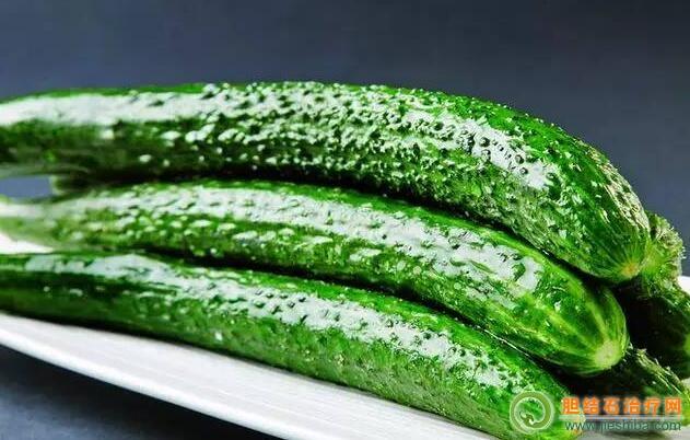 胆囊炎吃黄瓜好