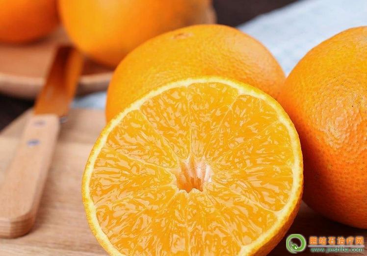 胆结石吃橙子好